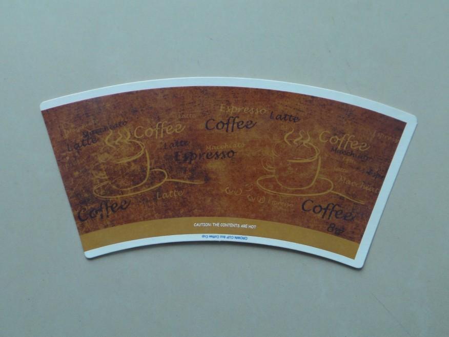 |单PE咖啡杯|