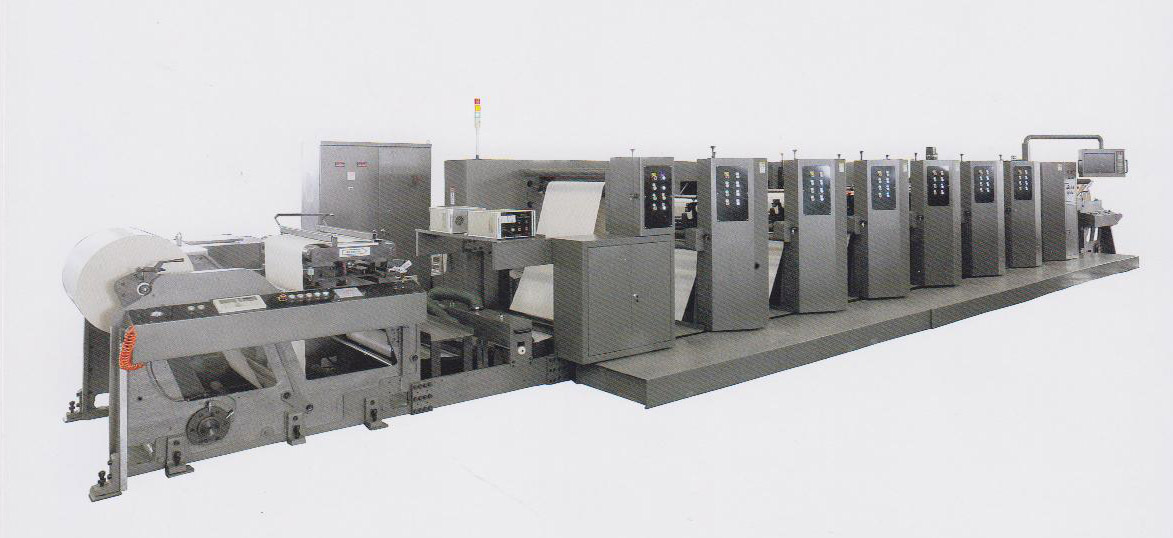 |EKOFA意高发柔性版印刷机|